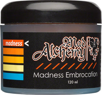 Mad Alchemy Cold Weather - Madness Embrocation 4 fl. Oz.