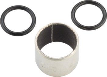 BOS Suspension Standard Rear Shock Rebuild Kit, Eyelet Bushing and O- Rings
