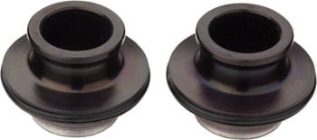 Industry Nine 6-Bolt Torch Front Axle End Cap Conversion Kit: Converts to 15mm x 100mm Thru Axle or 15mm x 135mm Thru Axle