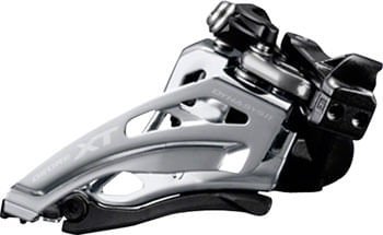 Shimano XT FD-M8020-L 2x11 Low Clamp, Side-Swing, Front-Pull, Front Derailleur