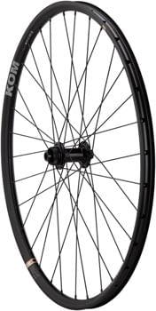 Quality Wheels WTB Front Wheel - 650b, 12 x 100mm, Center-Lock, Black