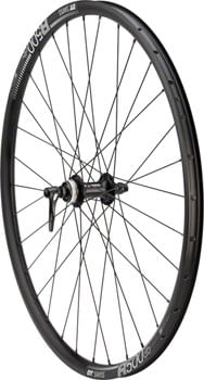 Quality Wheels RS505/DT R500 Disc Front Wheel - 650b, QR x 100mm, Center-Lock, Black