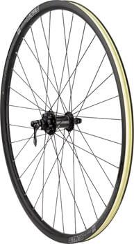 Stan's No Tubes Grail S1 Front Wheel - 700, QR x 100mm, 6-Bolt, Black