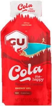 GU Energy Gel - Cola-Me-Happy, Box of 24