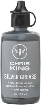 Chris King Silver Grease, 30g, 1.2 fl. oz.