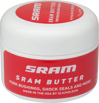 SRAM Butter Grease for Pike and Reverb Service, Hub Pawls, 1oz
