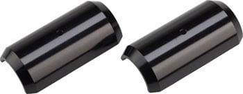 Problem Solvers Handlebar Shim 22.2 to 31.8mm, 60mm length, Black