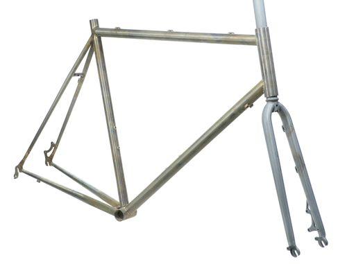 Milwaukee Bicycle Co. 62cm CX Frameset - Stock Color Choice