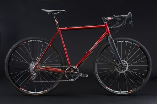 Milwaukee Bicycle Co. Mettle Q/R Frameset - Stock Color Choice