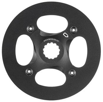 Samox 104 BCD eBike Spider - Bosch GEN 3, 50mm Chainline, Black