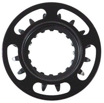 Samox Bosch GEN 2 Steel CNC Chainring with Single Chainguide - 16t, Black