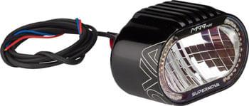 Supernova M99 Pure+ eBike Headlight: Black