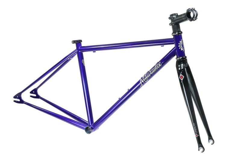 Milwaukee-Bicycle-Co--Orange-One-Frameset---50cm---Intense-Blue---Blem-999-OO50blue