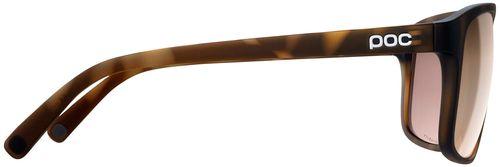 POC Will Sunglasses - Tortoise Brown, Brown/Silver-Mirror Lens