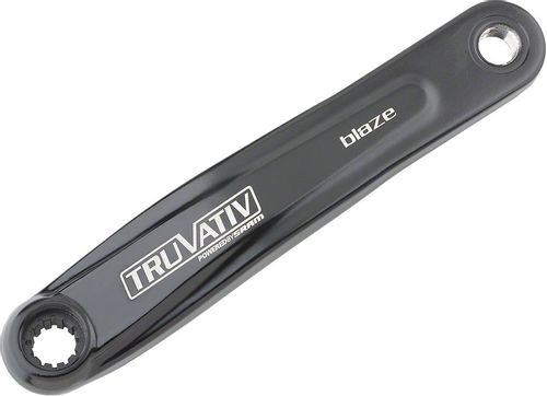 TruVativ Blaze Left 175mm PowerSpline Arm Black