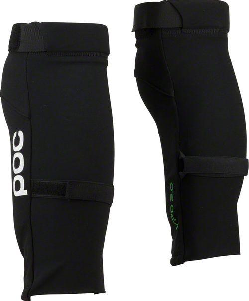 POC Joint VPD 2.0 Long Knee Guard: Black LG