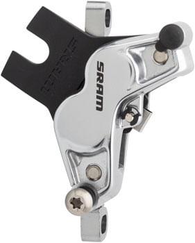 SRAM G2 Ultimate Disc Brake Caliper Assembly - Post Mount, Polar Grey Anodized, A2