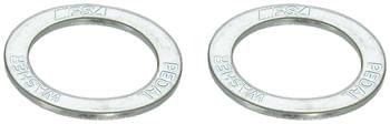 FSA Pedal Washer: Steel MW040- Pair