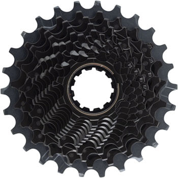 SRAM Force AXS XG-1270 Cassette - 12 Speed, 10-26t, Black, For XDR Driver Body, D1