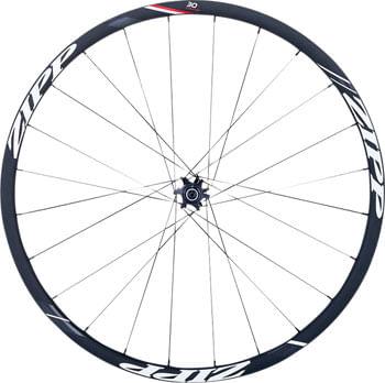 Zipp Speed Weaponry 30 Course Front Wheel - 700, QR / 12 / 15 x 100mm, 6-Bolt, Black