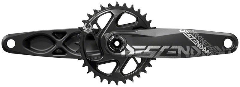 TruVativ-Descendant-7K-Eagle-Aluminum-SuperBoost---Crankset---175mm-12-Speed-32t-Direct-Mount-DUB-Spindle-Interface-Black-CK5089-5