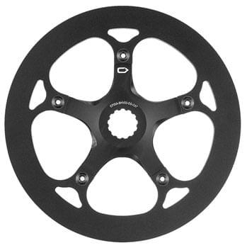 Samox 110 BCD eBike Spider - Bosch GEN 3, 47mm Chainline, Black