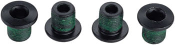 Shiman Deore FC-M6000-2 Outer Chainring Bolts Set of 4 for 2x