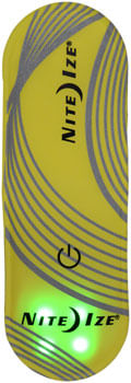 Nite Ize TagLit Magnetic LED Marker: Neon Yellow
