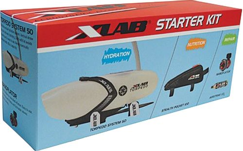 XLAB Bundle Race Kit Starter Kit Black