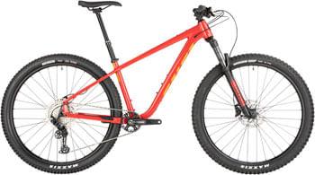 """Salsa Timberjack SLX 29 Bike - 29"""", Aluminum, Red, X-Small"""