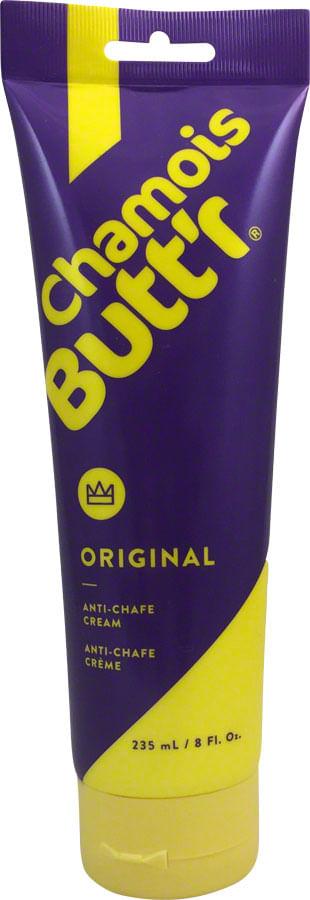 Chamois Butt'r Original: 8oz Tube, Each