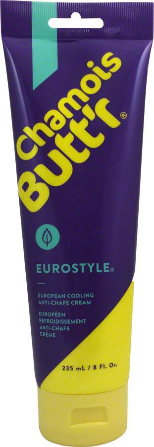 Chamois Butt'r Eurostyle: 8oz Tube, Each