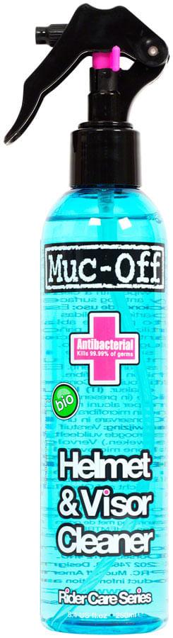 Muc-Off Visor, Lens, and Goggle Cleaner: 250ml Bottle