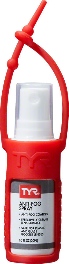TYR Anti-Fog and Lens Cleaner Spray with Carrying Case: 0.5oz
