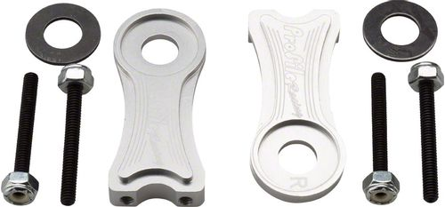 """Profile Racing 3/8"""" Chain Tensioners Silver"""