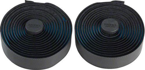 Brooks Cambium Rubber Handlebar Tape - Black