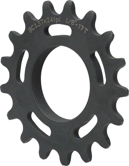 "All-City 22T x 1/8"" Track Cog Black"