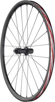 Fulcrum Rapid Red 3 DB Rear Wheel - 700, 12 x 142mm, Center-Lock, HG11, Black