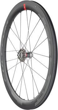 Fulcrum Speed 55 DB Front Wheel - 700, 12 x 100mm, Center-Lock, Black