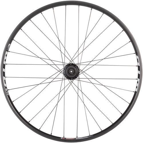 """Quality Wheels SLX/WTB ST Light i29 Rear Wheel - 27.5"""", QR x 141mm, Center-Lock, Micro Spline, Black"""