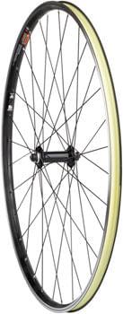 Quality Wheels WTB Dual Duty i19 TCS Front Wheel - 700, QR x 100mm, Rim Brake, Black, Clincher