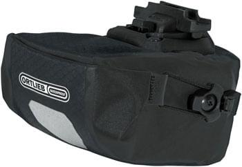 Ortlieb Micro Two Saddle Bag 0.5L, Black