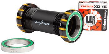 Cane Creek Hellbender 110 Bottom Bracket - English, For 30mm Spindles
