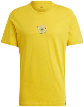 Five Ten Heritage Tee - Hazy Yellow, Men's, Large