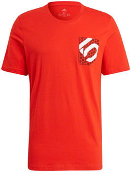 Five Ten The Brave Tee - Red, Men's, Small