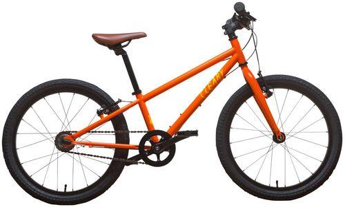 "Cleary Bikes Owl 20"" Internally Geared 3-Speed Complete Bike Very Orange"