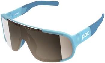 POC Aspire Clarity Sunglasses - Basalt Blue, Brown Lens