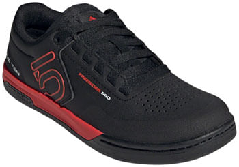 Five Ten Freerider Pro Flat Shoe  -  Men's, Core Black/Core Black/FTWR White, 9