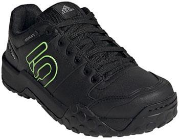 Five Ten Impact Sam Hill Flat Shoe  -  Men's, Core Black/Signal Green/Grey Three, 10