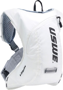 USWE Nordic 4 Winter Hydration Pack - Insulated, White